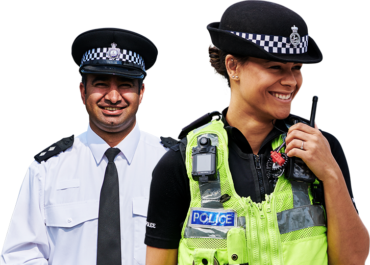 Join our Herts Police family